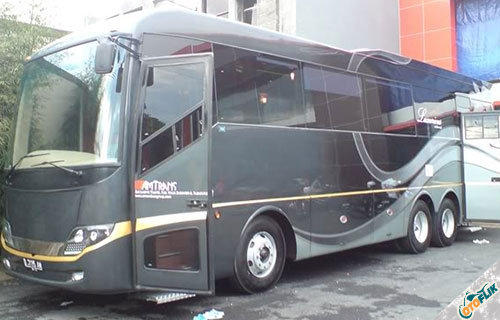 AM Trans Luxurious dari PO. AM Trans