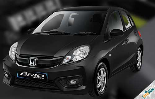 All New Honda Brio E CVT