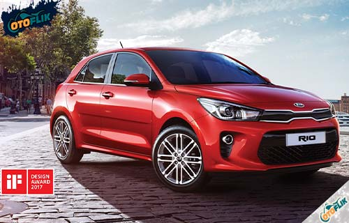 All New Kia Rio