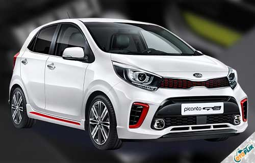 Kia All New Kia Picanto AT