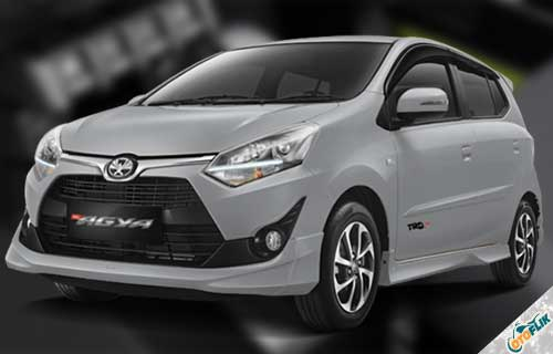 New Toyota Agya 1.2 G AT