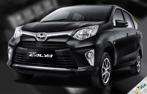 New Toyota Calya 1.2 G AT