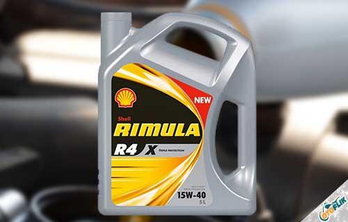 Shell Rimula R4-X 15W-40