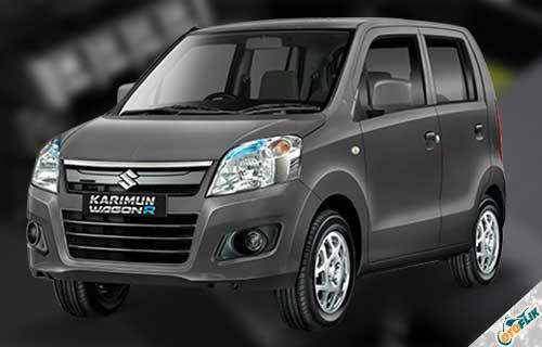 Suzuki Karimun Wagon R GL AGS