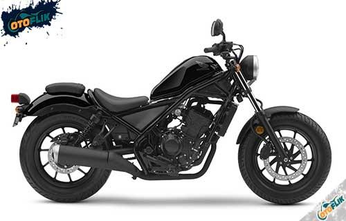 Honda Rebel CMX500