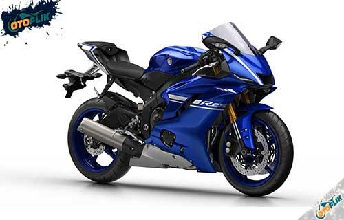 Yamaha New YZF R25