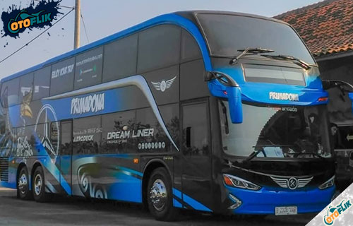 Daftar Bus Double Decker Indonesia