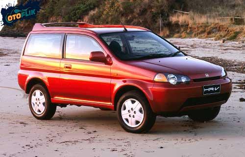 Honda HRV 2001