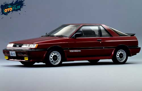 Nissan Sentra Coupe RZ-1