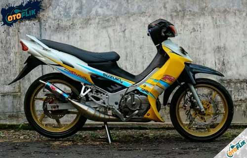 Nostalgia Yuk, Gan & Sis Ingat Tidak Dengan Motor Jadul Ini ?