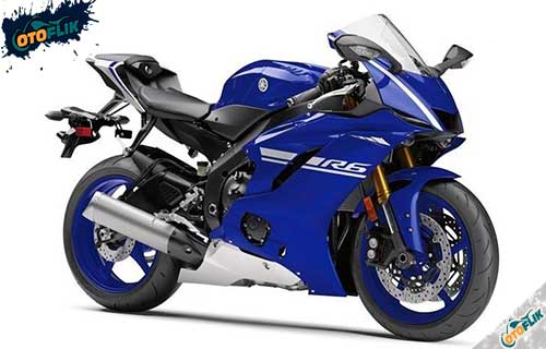 Yamaha New R6