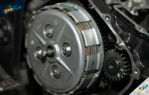 Cara Kerja Kampas Kopling Motor