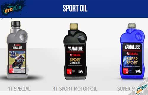 Oli Yamalube Motor Sport