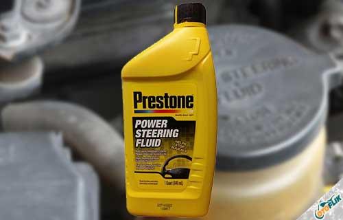 Prestone Power Steering Fluid 946 mL