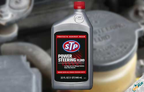 STP Power Steering Fluid 946 mL