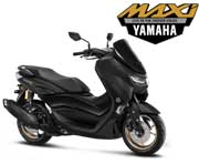All New Yamaha Nmax Connected ABS Version Matte Black
