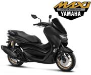 All New Yamaha Nmax Standard Version Matte Black