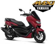 All New Yamaha Nmax Standard Version Matte Red