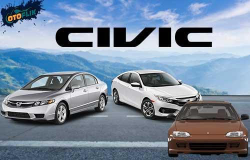 Honda Civic Bekas