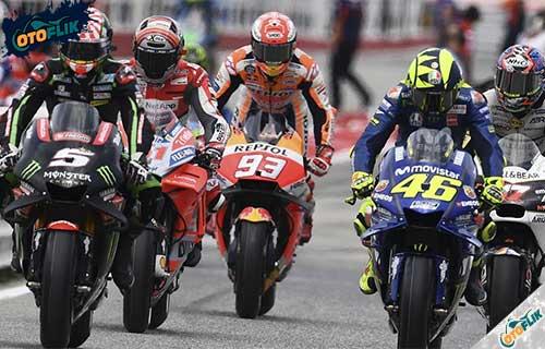Jadwal Race MotoGP 2020
