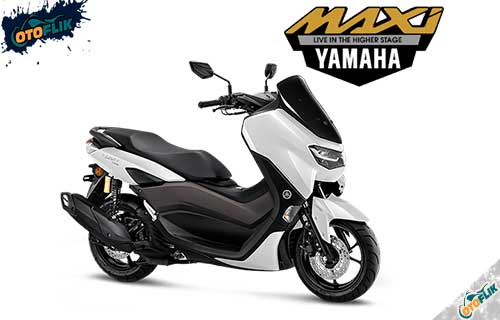 Review All New Yamaha Nmax
