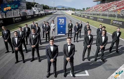 Team Pembalap MotoGP 2020