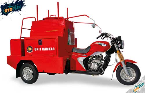 Harga Sepeda Motor Nozomi Karoseri