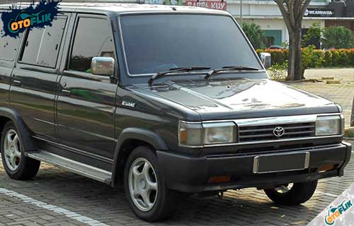 Kekurangan Toyota Kijang Super