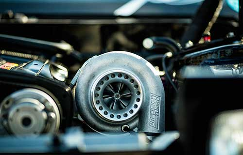 Mobil Mesin Turbocharger