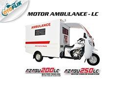 Motor Ambulance LC
