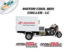 Motor Cool Box Chiller LC