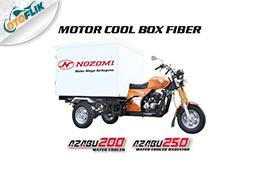 Motor Cool Box Fiber