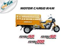Motor Motor Cargo RAM