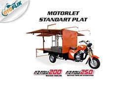 Motorlet Standart Plat