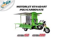 Motorlet Standart Polycarbonate