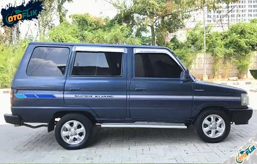 Review Kijang Super