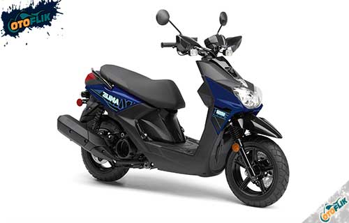 Review Yamaha Zuma 125