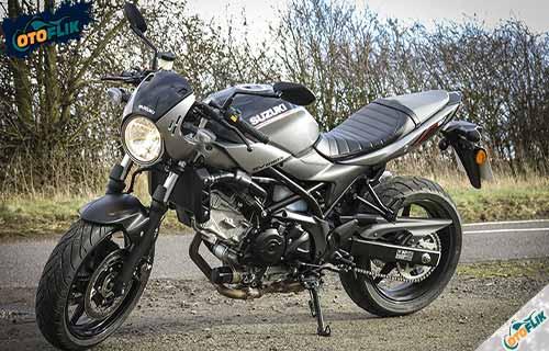 Suzuki SV650X