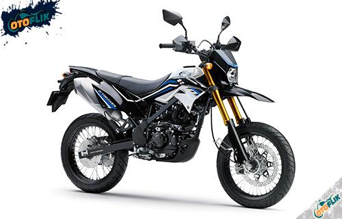 Kawasaki D Tracker SE