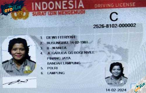 Syarat Membuat SIM C