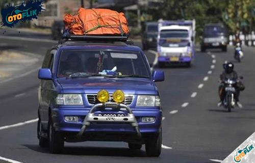 Tekanan Ban Mobil Harian Mudik
