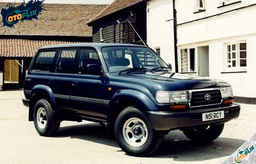 Toyota Land Cruiser VX VXR 80
