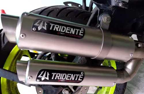 Tridente F22