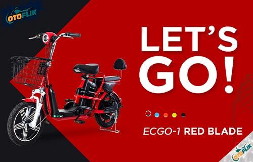 Daftar Harga Motor Lisrik Ecgo