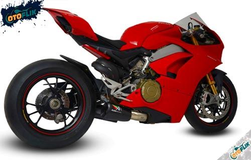 Knalpot Austin Racing Ducati