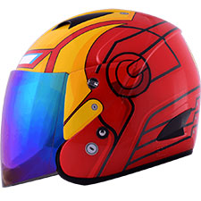 MDS Sport R3 Avenger Hear 2 Iron Man