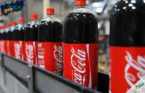 Minuman Bersoda Coca Cola