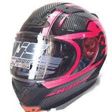 NJS Shadow N 816 R Pink Fluo Black