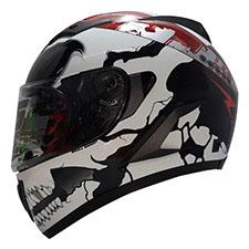 NJS Shadow Skull Bandit Black