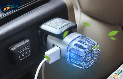 Rekomendasi Air Purifier Mobil Terbaik